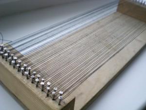 как сделать станок для бисероплетения из дерева
