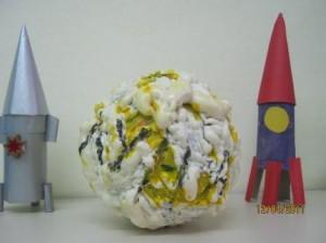 День Космонавтики поделки